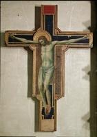 Crucifix from the Chapel of Isotta degli Atti