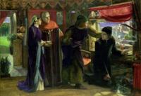 The First Anniversary of the Death of Beatrice, 1853-54 22040016334| 写真素材・ストックフォト・画像・イラスト素材|アマナイメージズ