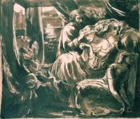 The Death of Lady Macbeth, 19th century