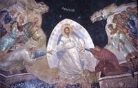 Resurrection (fresco) 22040018615| 写真素材・ストックフォト・画像・イラスト素材|アマナイメージズ