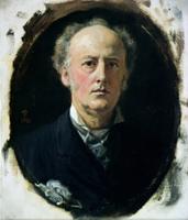 Self Portrait, 1883 22040030378| 写真素材・ストックフォト・画像・イラスト素材|アマナイメージズ