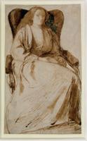 Elizabeth Siddal, 1855-58