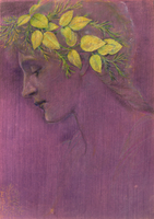 Girl's Head: A Fantasy, 1897