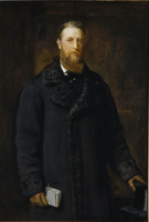 Spencer Compton Cavendish, Marquess of Hartington, later 8th