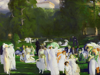 A Day in June, 1913