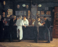 McSorley's Bar, 1912