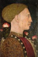 Portrait of Lionello d'Este (d.1450)