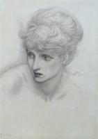 Study of a Girl's Head 22040132716| 写真素材・ストックフォト・画像・イラスト素材|アマナイメージズ