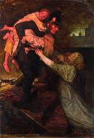 The Rescue, 1855