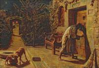 The Importunate Neighbour, 1895