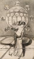 The Lady of Shalott, 1850 22040146465| 写真素材・ストックフォト・画像・イラスト素材|アマナイメージズ