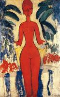 Standing Nude, 1913  22040150195  写真素材・ストックフォト・画像・イラスト素材 アマナイメージズ