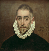Portrait of an unknown gentleman, c.1594