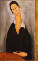 Portrait of a Polish Woman, 1919