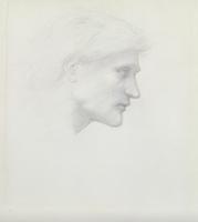 Alessandro di Marco - head study