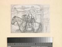 Sir Isumbras at the Ford, c.1856 22040207530| 写真素材・ストックフォト・画像・イラスト素材|アマナイメージズ