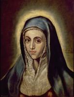 The Virgin Mary, c.1594-1604