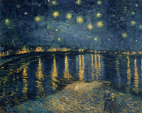 The Starry Night, 1888