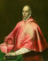 Portrait of Cardinal Juan de Tavera