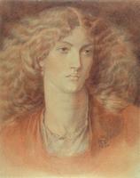 Head of a Woman, called Ruth Herbert, 1876