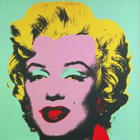 Marilyn (silk screen)