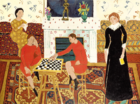 The Family of the Artist, 1911 (oil on canvas)