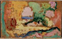 Study for �fLe Bonheur de Vivre�f, 1905 (oil on canvas)