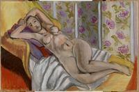 Reclining Nude (Nu Couche) 1924 (oil on canvas)
