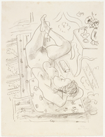 Reclining Nude, 1929 (litho on wove paper)