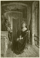 The Queen at the Conciergerie (engraving)