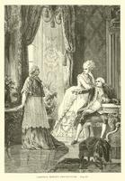 Cardinal Rohan's discomfiture (engraving)