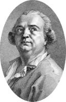 Giuseppe Balsamo (1743-1795) count of Cagliostro, italian adventurer, free mason, engraving