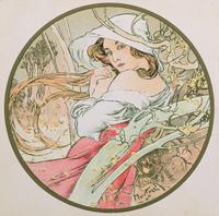 November, 1899 (colour litho) (detail of 176376) 22040249594| 写真素材・ストックフォト・画像・イラスト素材|アマナイメージズ
