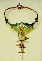Necklace, 1905 (opal, saphire, brilliants & gold)