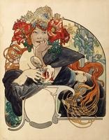 Biere de la Meuse, (polychrome gouache on buffed paper) 22040249615| 写真素材・ストックフォト・画像・イラスト素材|アマナイメージズ