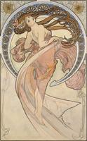 La Danse, 1898 (watercolour on card) 22040249617| 写真素材・ストックフォト・画像・イラスト素材|アマナイメージズ