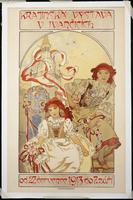 Krajinska Vystava V Ivancicich, 1912 (lithograph in colours)