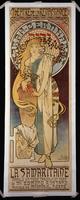 La Samaritaine, 1897 (lithogrsaph in colours) 22040249657| 写真素材・ストックフォト・画像・イラスト素材|アマナイメージズ