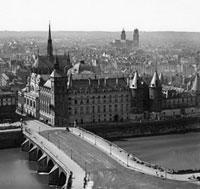 コンシェルジュリー パリ 1860年頃