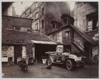 パリ(1922年頃) 撮影:ウジェーヌ・アジェ