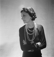 Coco Chanel (1883-1971), French fashion