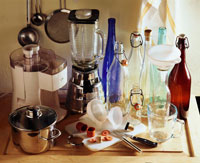 Equipment for making juice