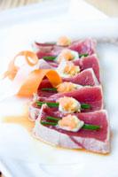 Tuna sashimi 22199027860| 写真素材・ストックフォト・画像・イラスト素材|アマナイメージズ