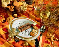 Buche de Noel (Christmas dessert)