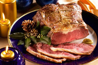 Picanha (trussed roast veal)