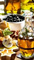 Antipasti with olive oil for Christmas 22199035417| 写真素材・ストックフォト・画像・イラスト素材|アマナイメージズ