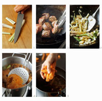 Making Vietnamese beef stew 22199040620| 写真素材・ストックフォト・画像・イラスト素材|アマナイメージズ
