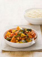 Moroccan vegetable stew 22199055751| 写真素材・ストックフォト・画像・イラスト素材|アマナイメージズ