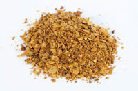 Chopped cinnamon buds