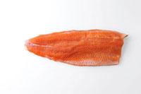 Salmon trout fillet